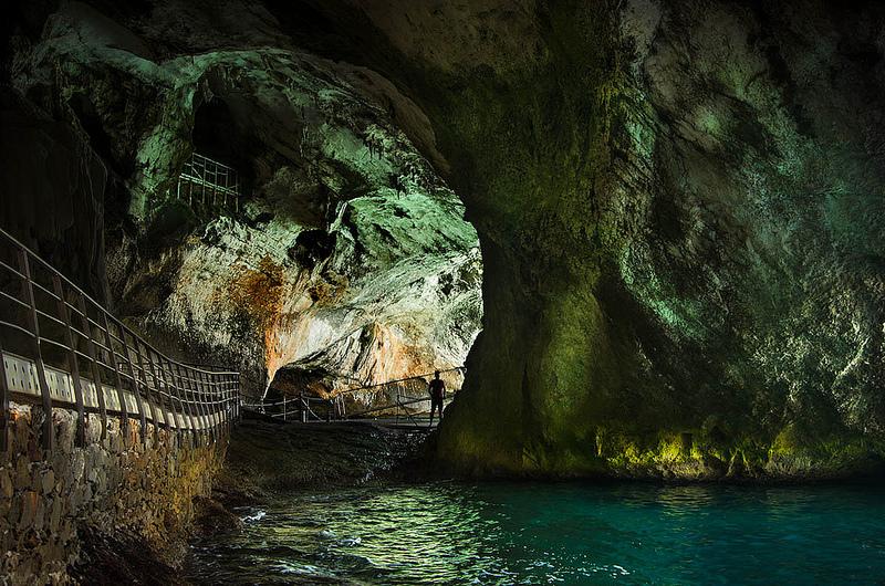 Grotta Bue Marino Cala Gonone-Hotel Nettuno
